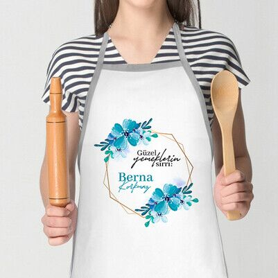 - Güzel Yemeklerin Sırrı Mutfak Önlüğü