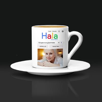 - Halaya Hediye Arama Motoru Kahve Fincanı