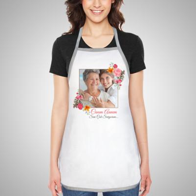 - Hamarat Annelere Özel Mutfak Önlüğü