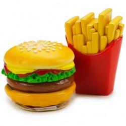 - Hamburger Menü Dudak Kremi Seti