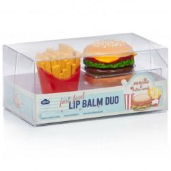 Hamburger Menü Dudak Kremi Seti - Thumbnail