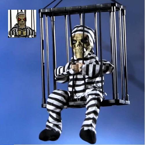 Hapisteki Mahkum İskelet
