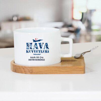 - Hava Kuvvetlerine Özel Çay Fincanı