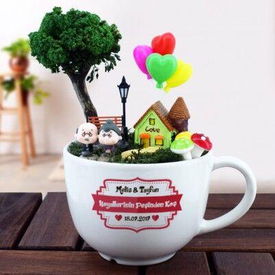 Hayallerinin Peşinden Koş Mini Bahçe - Thumbnail
