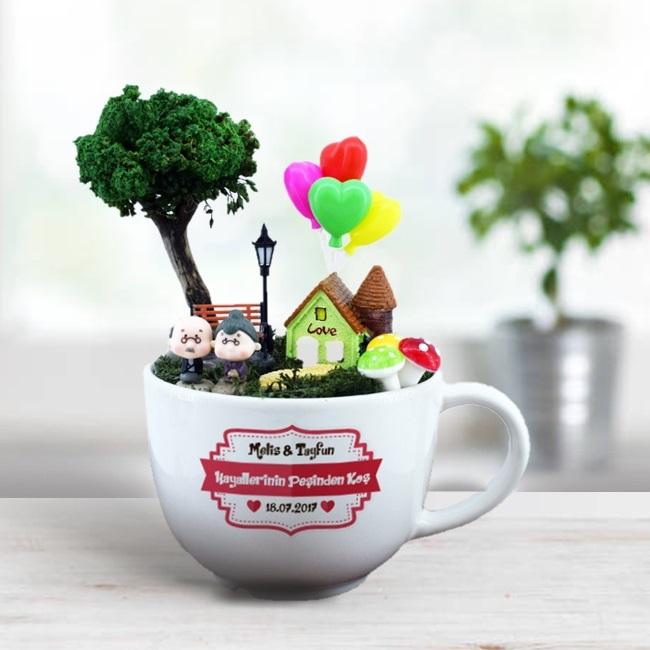 Hayallerinin Peşinden Koş Mini Bahçe