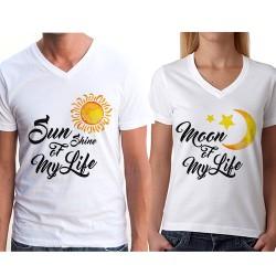 Hayat Işığımsın Sevgili Tişörtleri - Thumbnail