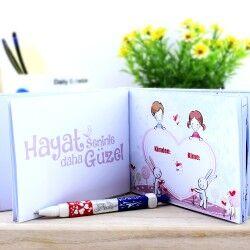 Hayat Seninle Daha Güzel Kitabı - Thumbnail