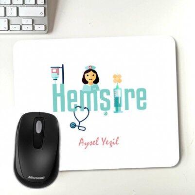 - Hemşireler İçin Hediyelik Mousepad