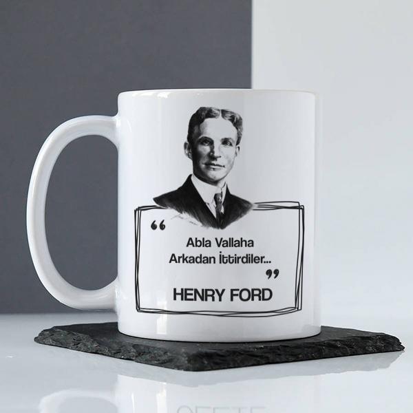 Henry Ford Esprili Kahve Kupası
