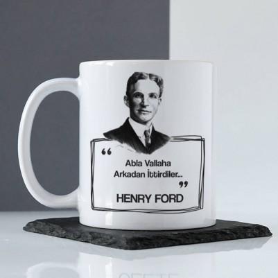 - Henry Ford Esprili Kahve Kupası