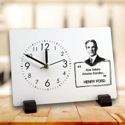 - Henry Ford Esprili Masa Saati