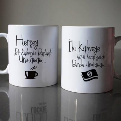 - Her şey Bi Kahve ile Başladı 2'li Kupa