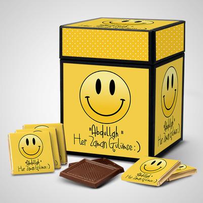 Her Zaman Gülümse Çikolatası - Thumbnail