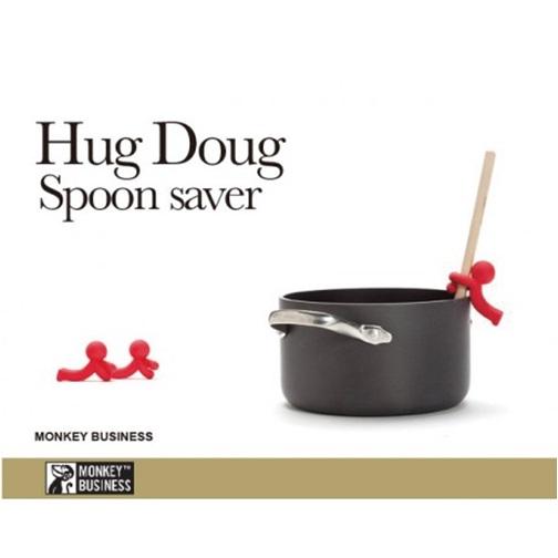 Hug Doug - Kaşık Tutucu Adam