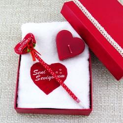 İçimden Geldi Seni Seviyorum Hediye Kutusu - Thumbnail