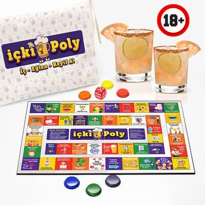 - İçkiPoly Oyunu
