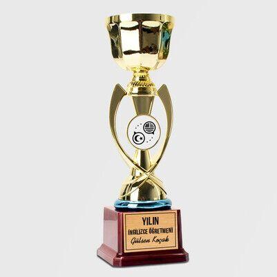 - İngilizce Öğretmenine Hediye Ödül