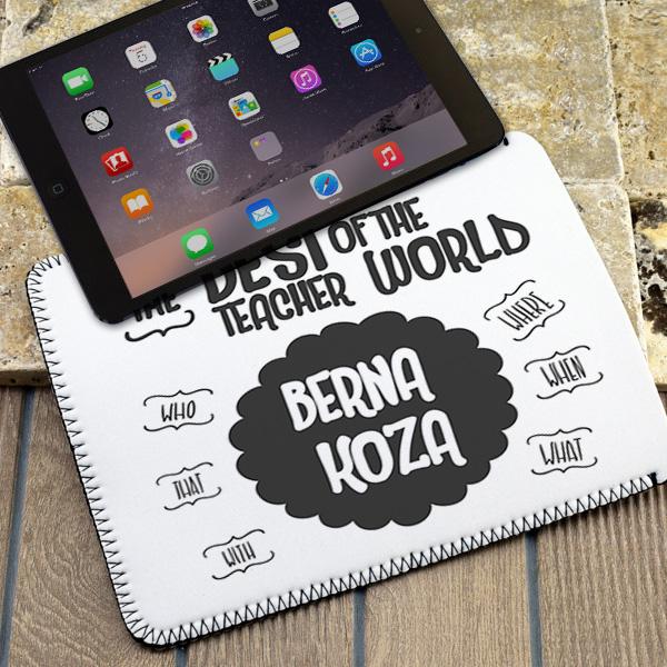 İngilizce Öğretmenlerine Özel Tablet Kılıfı