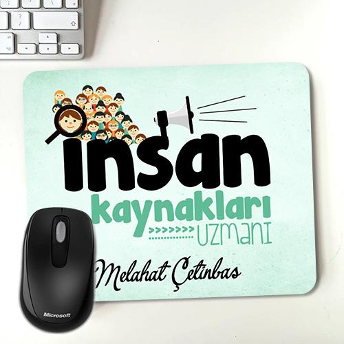 İnsan Kaynakları Hediye Mousepad