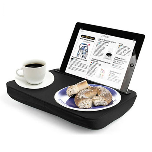 iPad Kucak Sehpası - Tablet Desteği