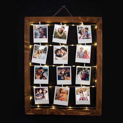 Işıklı Anı Çerçevesi - Thumbnail