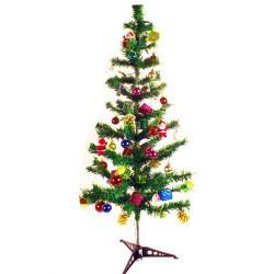 Işıklı Yılbaşı Çam Ağacı ve Süsleri - Thumbnail
