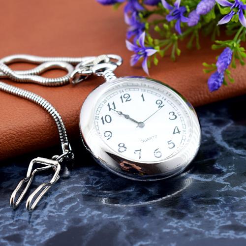 İsim Yazılı Nostaljik Köstekli Saat