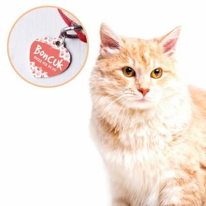 - İsimli ve Telefonlu Kedi İsimliği