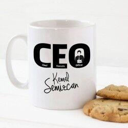 - İsme Özel CEO Kupa Bardak