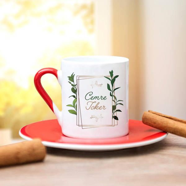İsme Özel Kahve Fincanı
