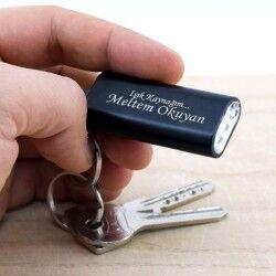 İsme Özel Led Işıklı Anahtarlık - Thumbnail