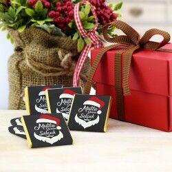- İsme Özel Mutlu Seneler Çikolatası