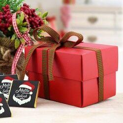 İsme Özel Mutlu Seneler Çikolatası - Thumbnail