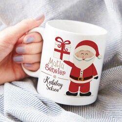 - İsme Özel Mutlu Yıllar Kahve Kupası