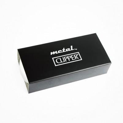 İsme Özel Siyah Clipper Çakmak - Thumbnail