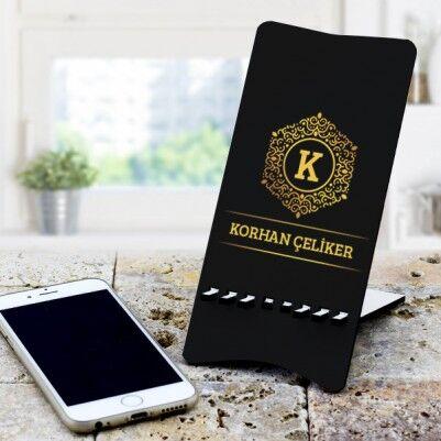 İsme Özel Telefon Standı - Thumbnail