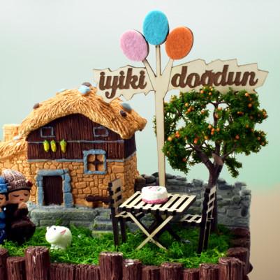 İyi ki Doğdun Minyatür Bahçe - Thumbnail