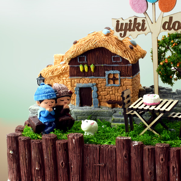 İyi ki Doğdun Minyatür Bahçe
