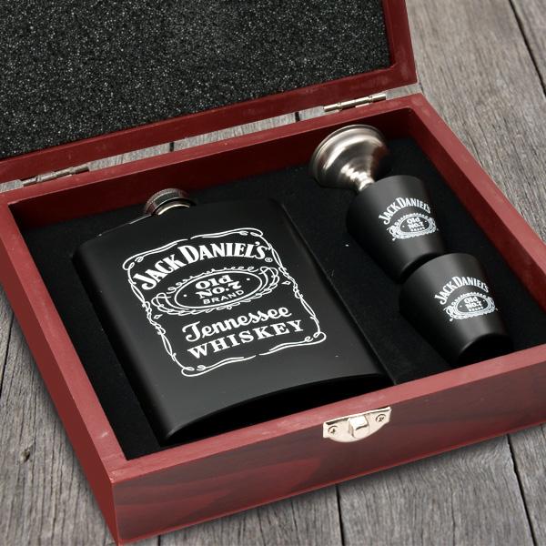 Jack Daniels Mataralı İçki Seti
