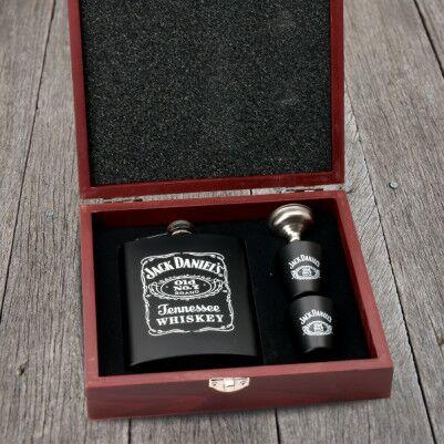 Jack Daniels Mataralı İçki Seti - Thumbnail