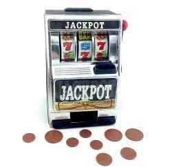 Jackpot Bank - Slot Makinesi Şeklinde Kumbara - Thumbnail