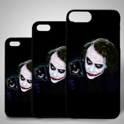 - Joker Temalı iPhone Telefon Kapağı