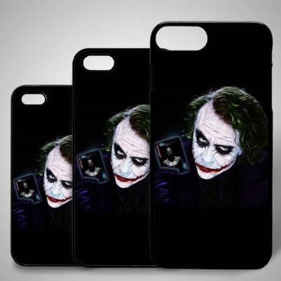 Joker Temalı iPhone Telefon Kapağı