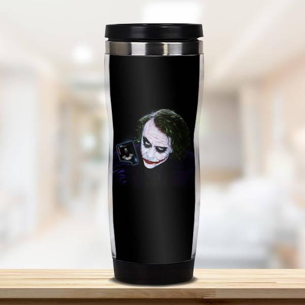 Joker Temalı Termos Bardak