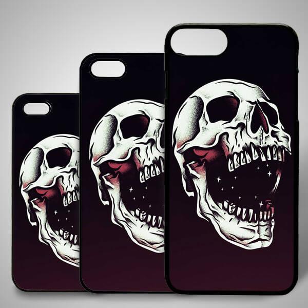 Kafatası iPhone Kapak