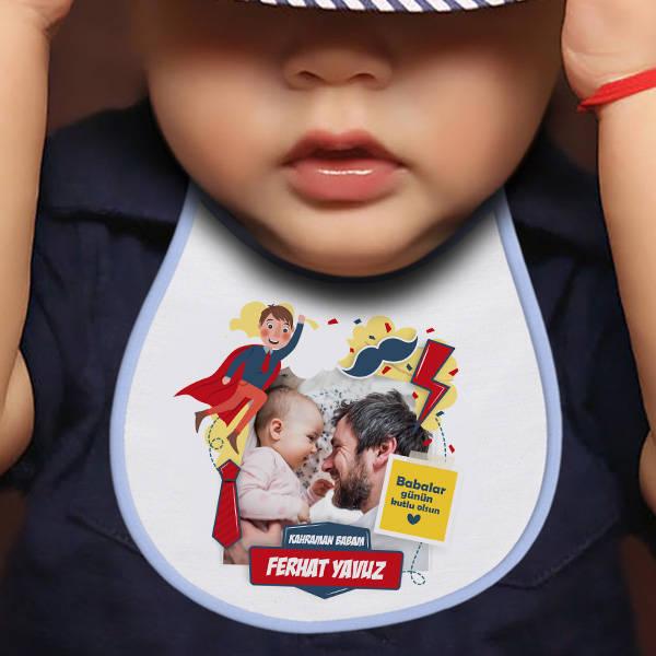 Kahraman Babam Mama Önlüğü