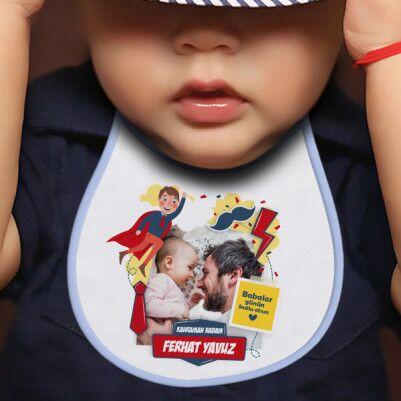 - Kahraman Babam Mama Önlüğü