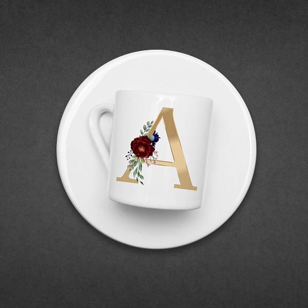 Kahve Severlere Kişiye Özel Konsept Hediye Kutusu