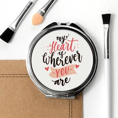 - Kalbim Daima Seninle Makyaj Aynası