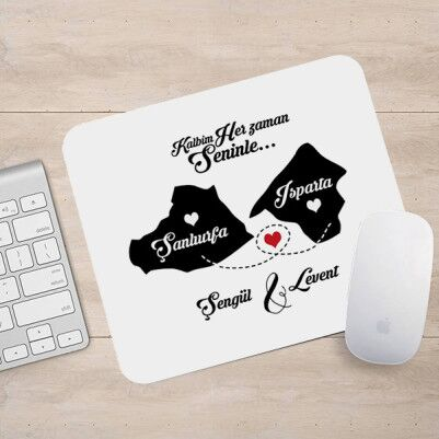 - Kalbim Her Zaman Seninle Mousepad
